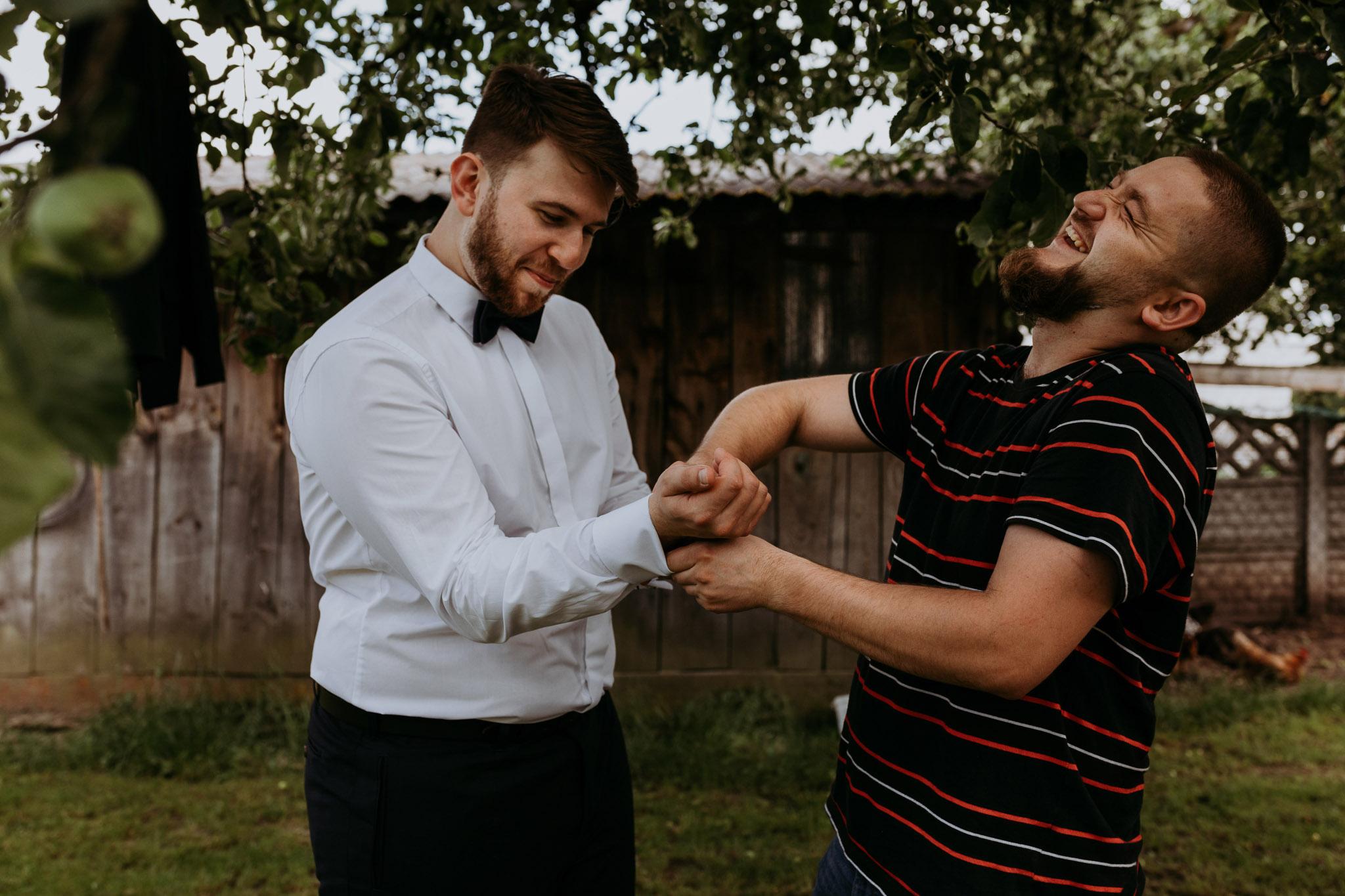Wesele Kasi i Mateusza w Zielonym Dworze